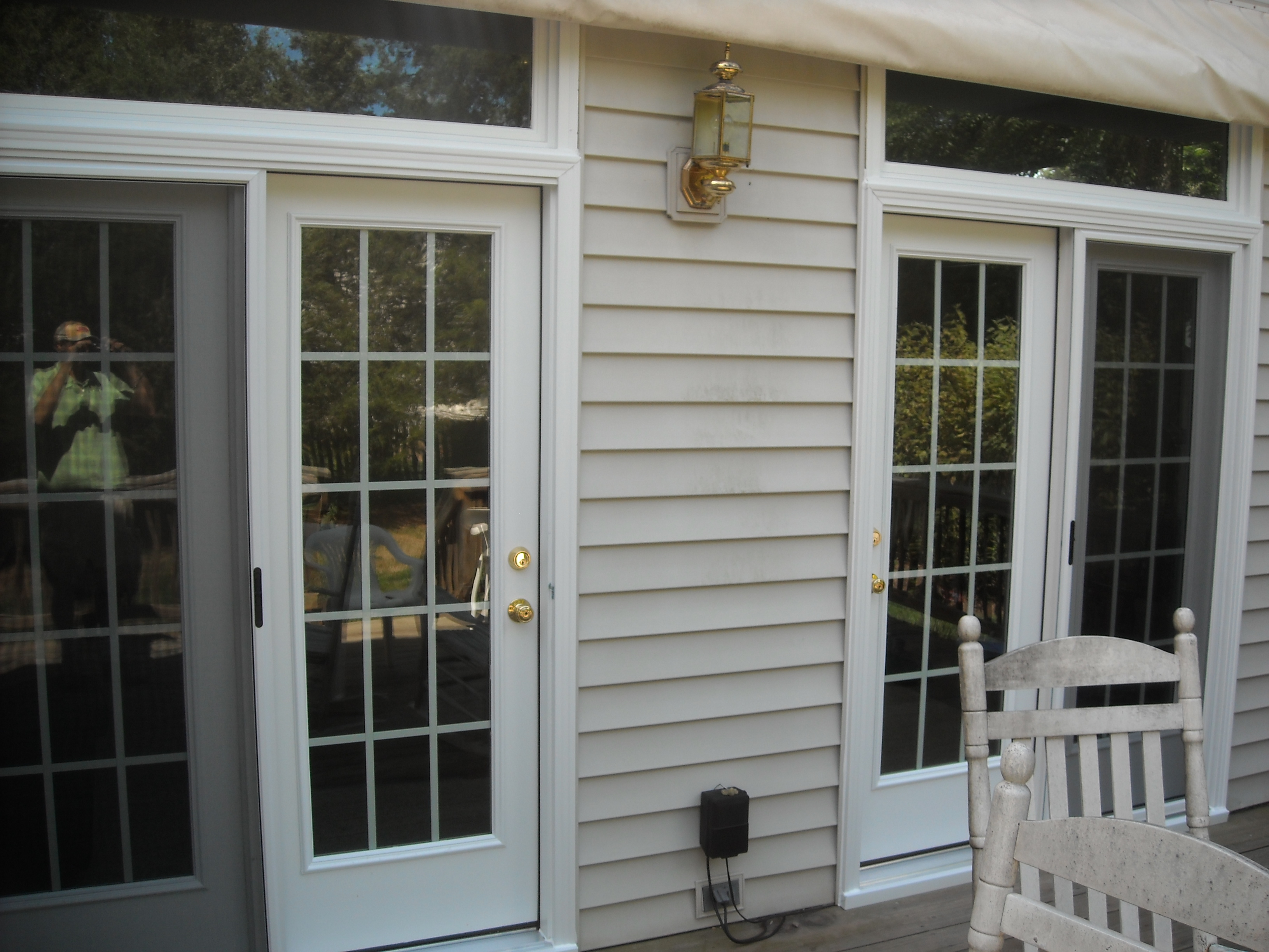 French doors replacement patio doors va dc md for Patio and french doors